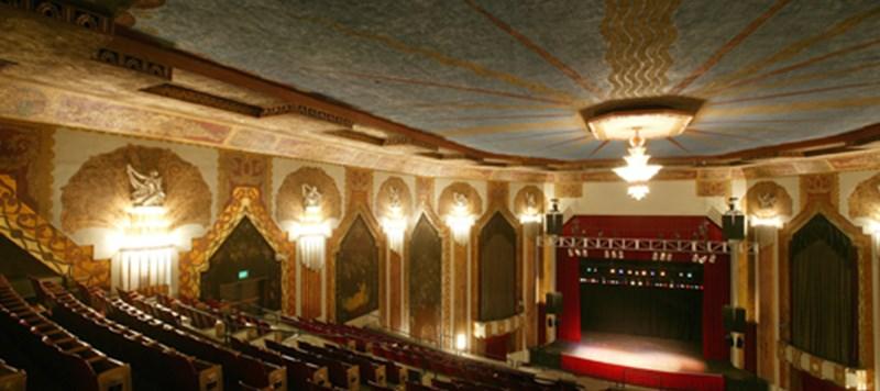 History paramount theatre for Balcony origin
